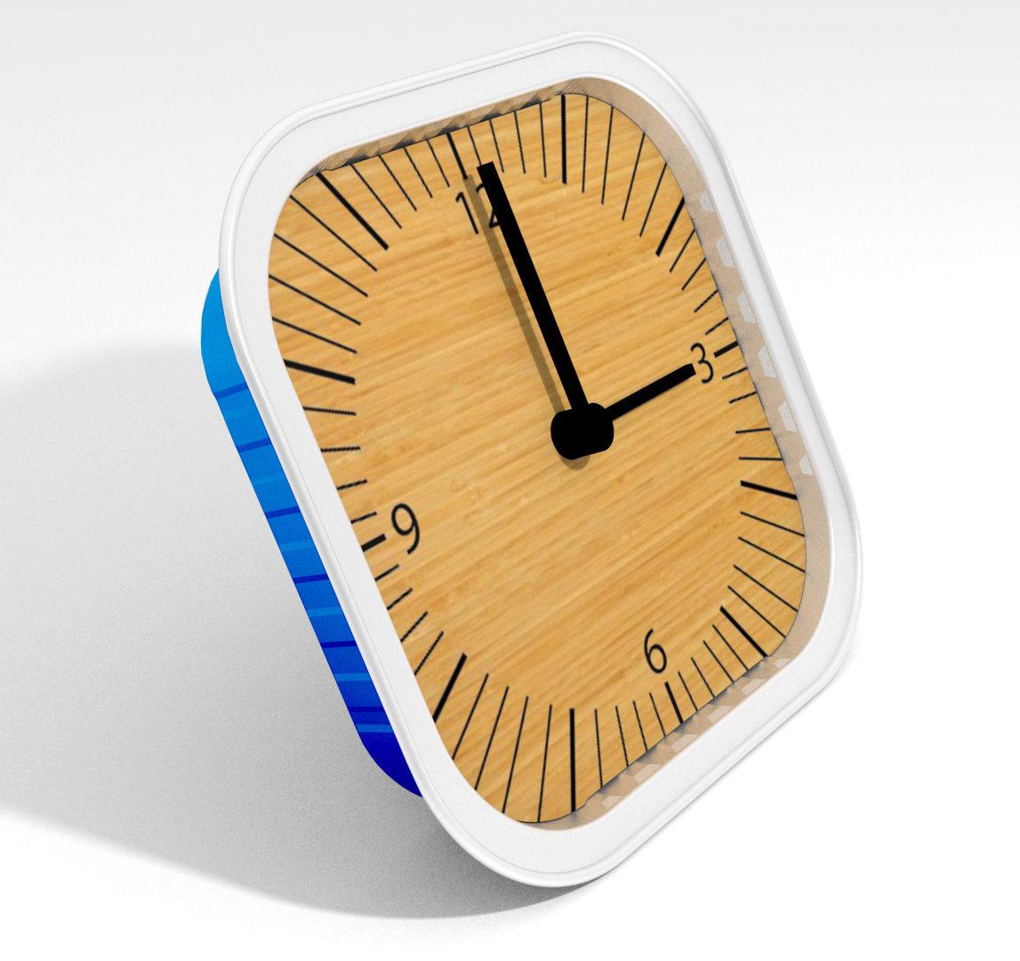 orologio 1 legno B